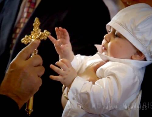 Maronite Catholic Christening Highlights: Zach