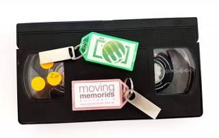 VHS to digital transfers and USB keys