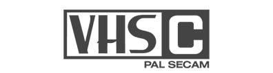 VHS-C-tape-format-logo