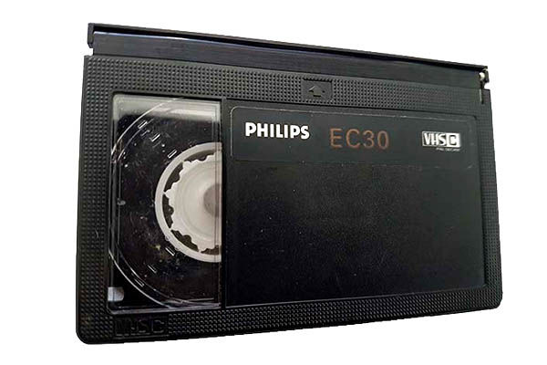 VHS-C-tape-mould-after-cleaning