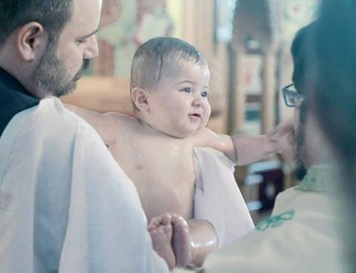 Greek Orthodox Christening Video Trailer | Harrison