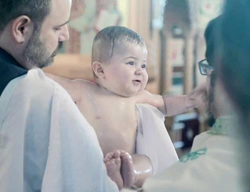 Greek Orthodox Christening Video Trailer | Harrison