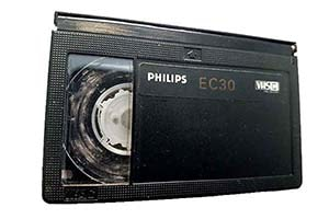VHS-C-tape-mould-before-cleaning